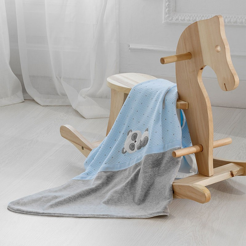 Одеало за бебе момче Mayoral