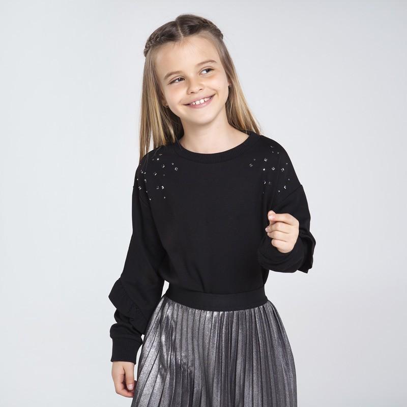 Плътна блуза за момиче Mayoral