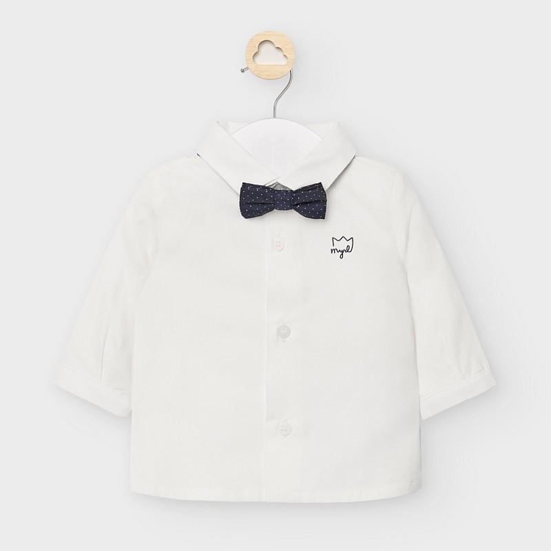 Риза за бебе момче с...