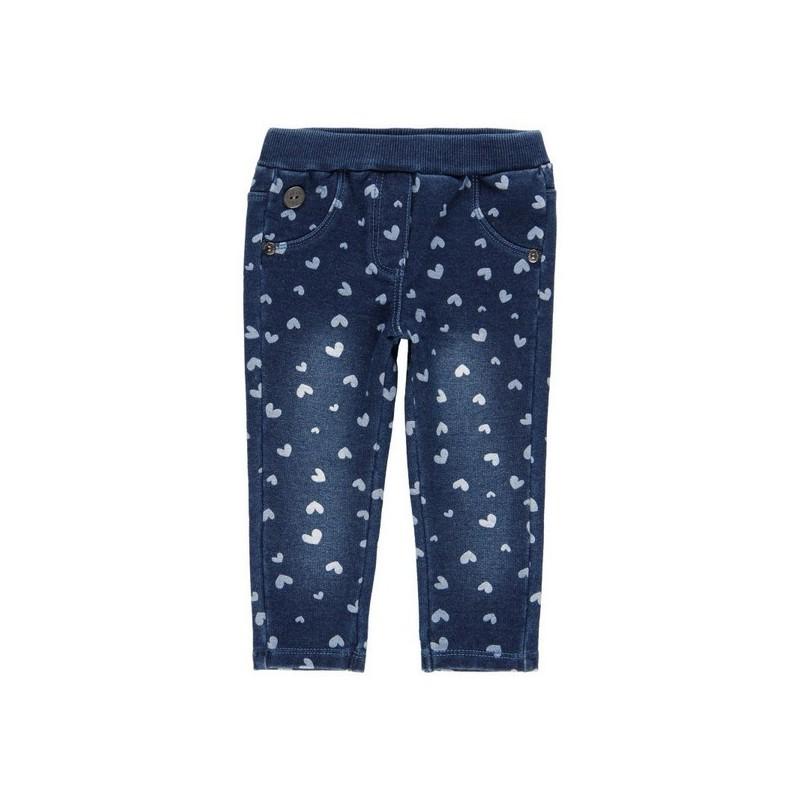 Дънкови панталони за момиче Boboli