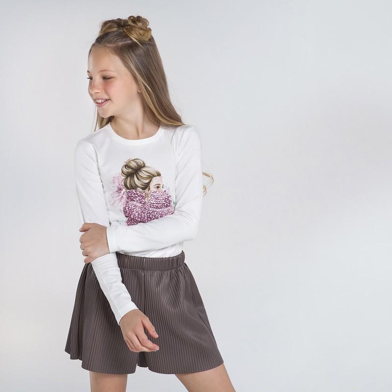 Пола-панталон за момиче...