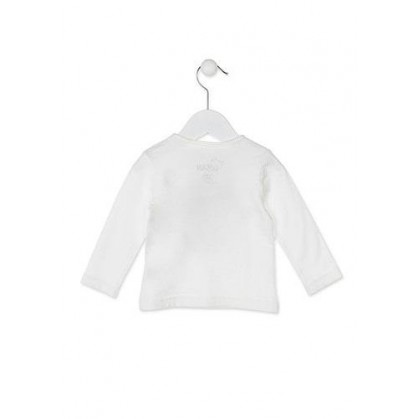 Блуза с дълъг ръкав за момиче Losan