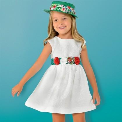 Официална рокля с цветя Mayoral