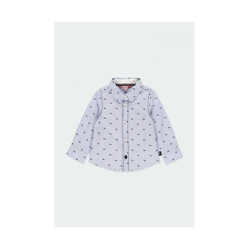 Риза за бебе момче Boboli