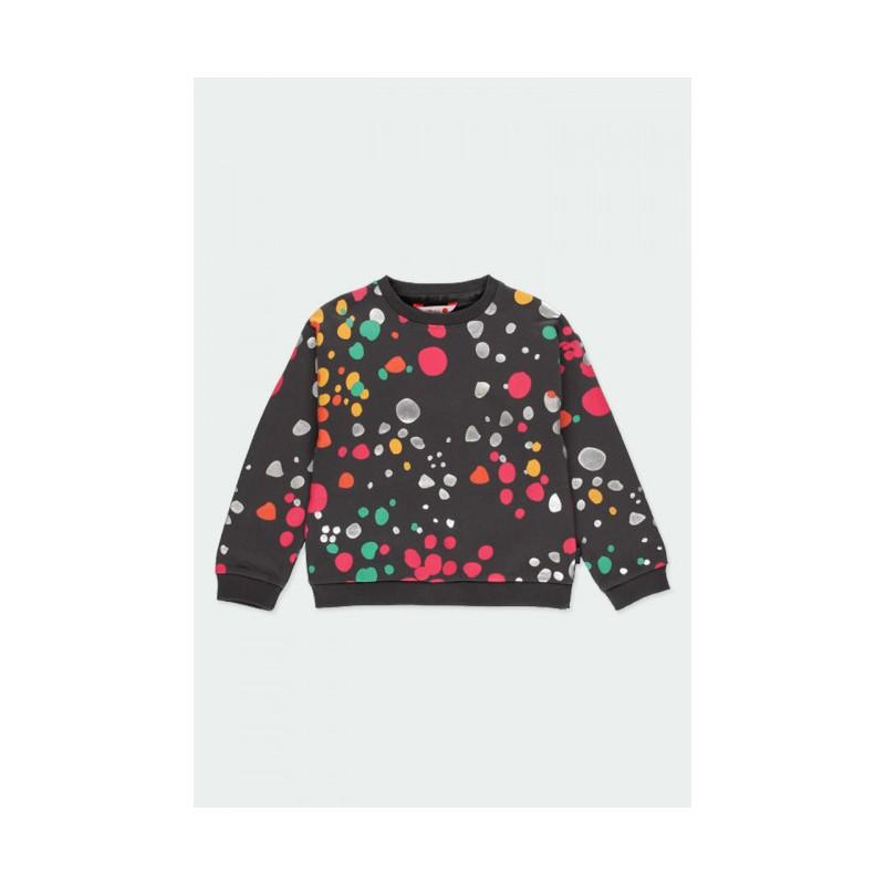 Плътна блуза за момиче Boboli