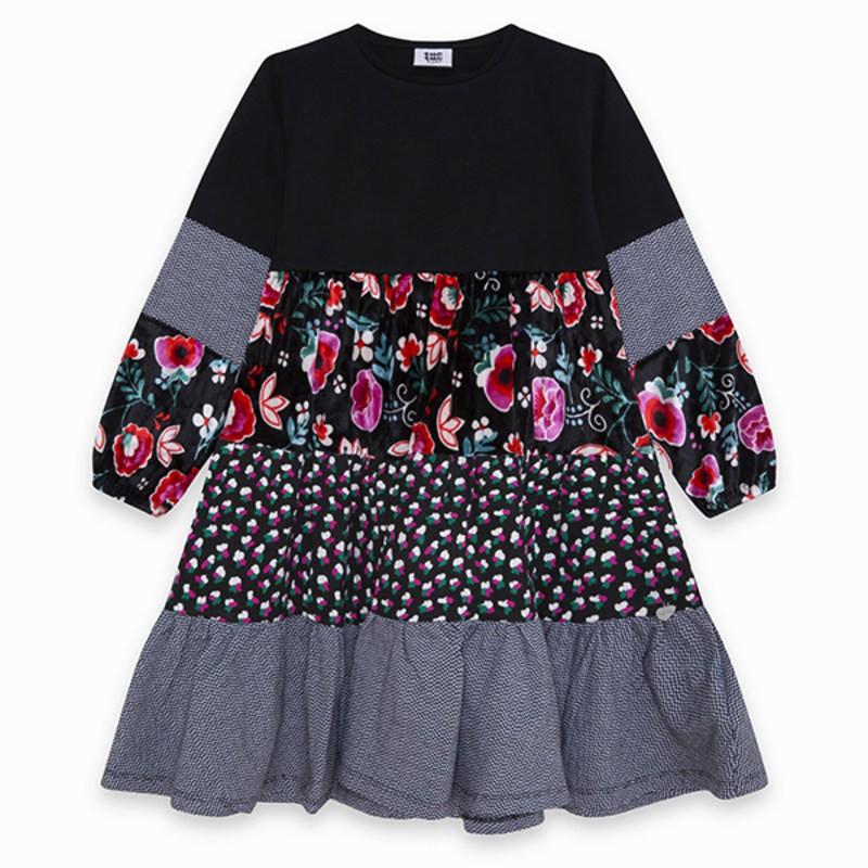 Флорална рокля Tuc tuc