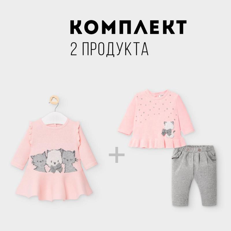 Бебешки комплекти за новородени близнаци момичета Mayoral