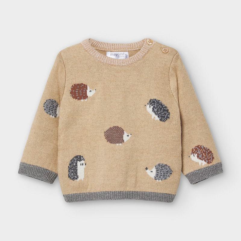 Пуловер за новородено момче Mayoral