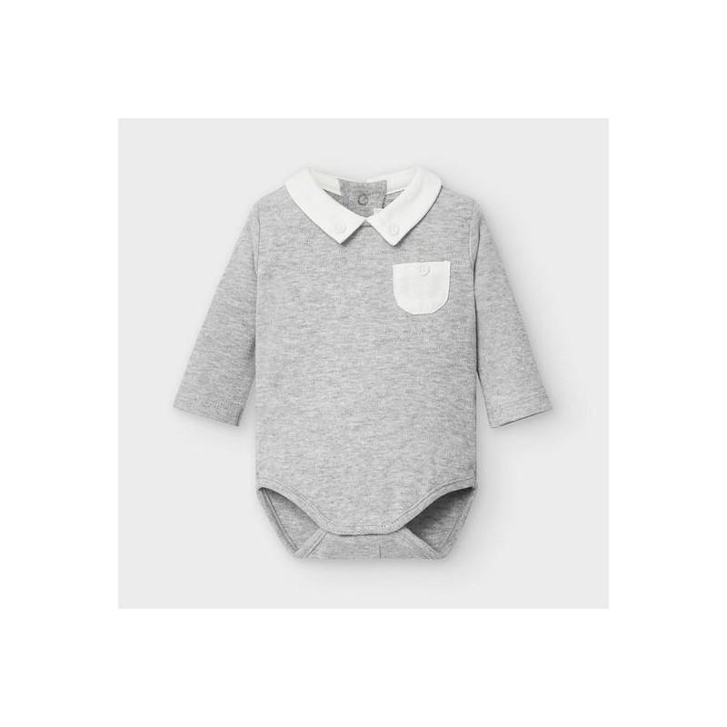 Боди тип риза за новородено...