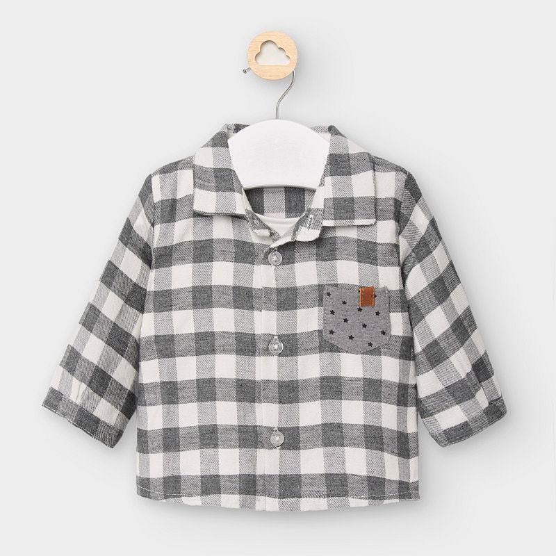 Риза за новородено момче Mayoral