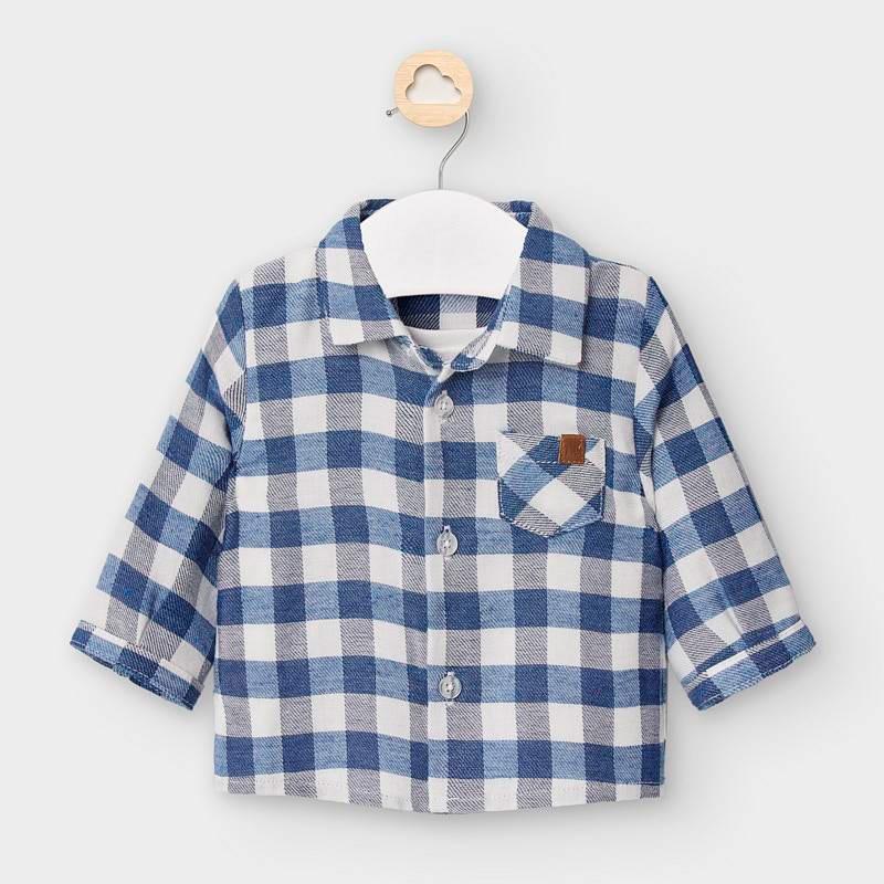 Връхна риза за новородено...