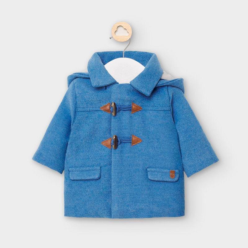 Палто за новородено момче...