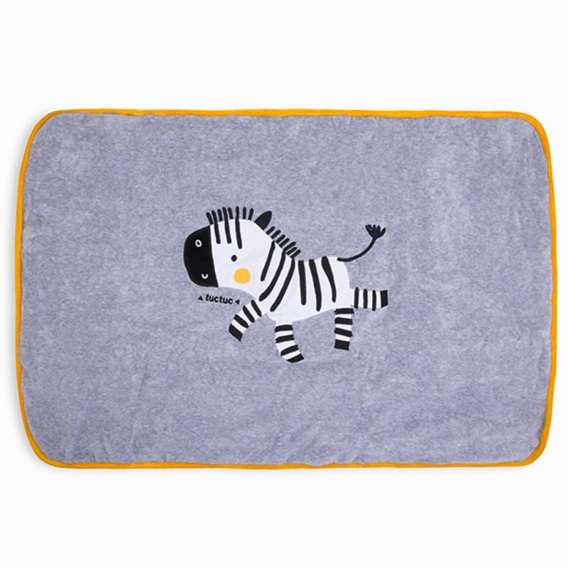 Плюшена пелена за бебе Tuc tuc