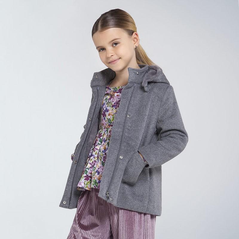Вълнено палто за момиче Mayoral