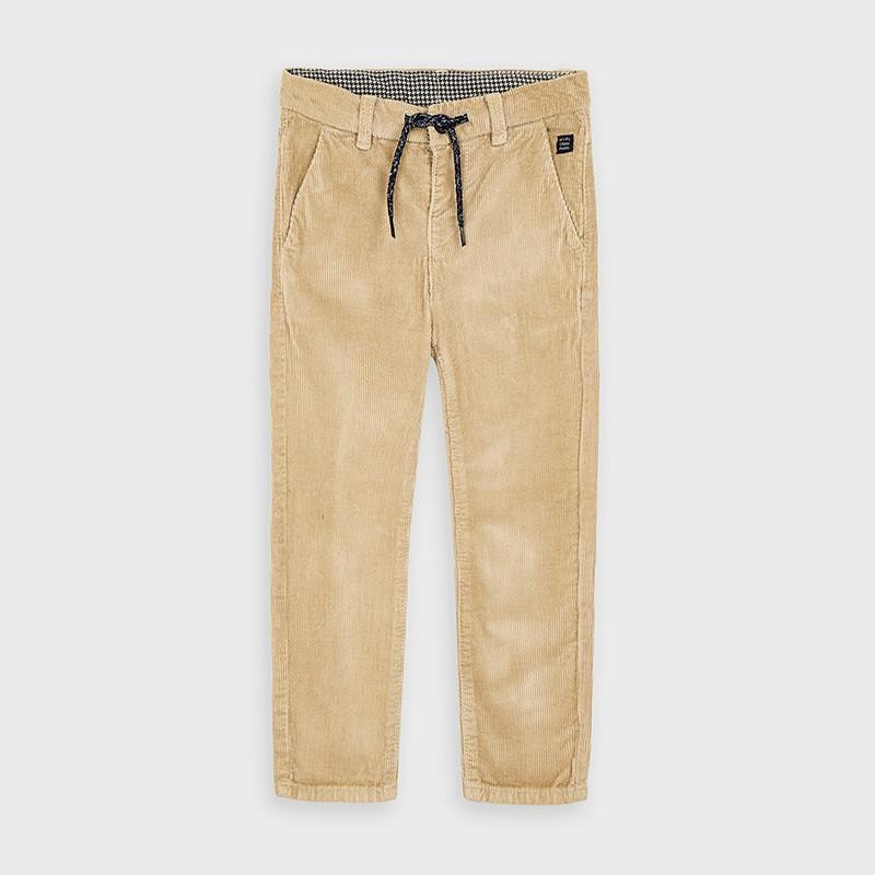 Панталон от кадифе за момче Mayoral