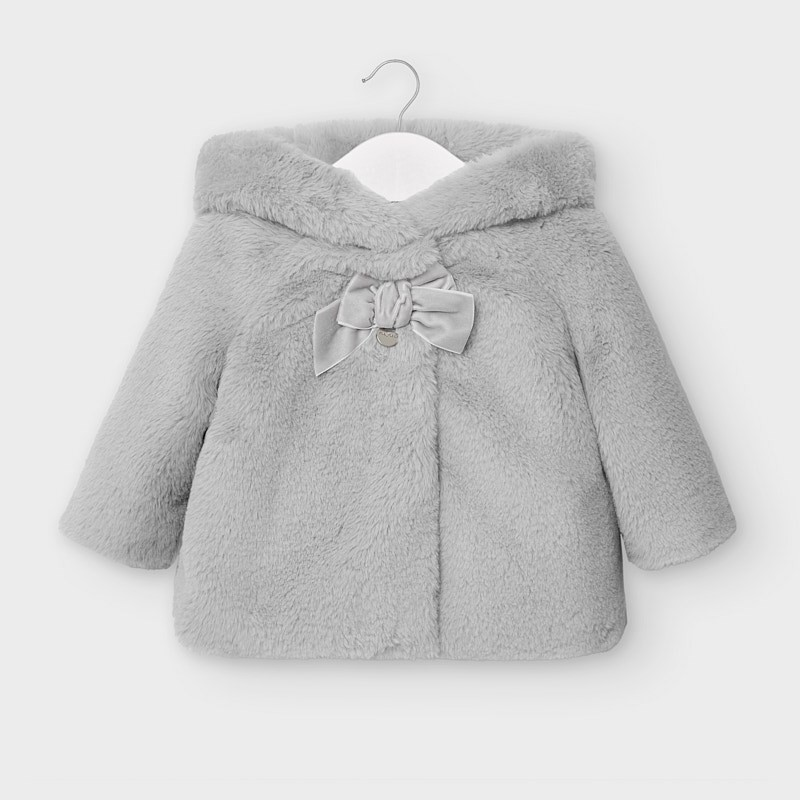 Палто за бебе момиче Mayoral
