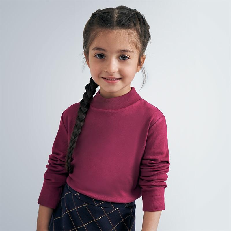 Блуза с дълъг ръкав за момиче Mayoral