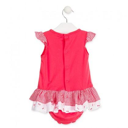 Боди рокля за бебе Losan