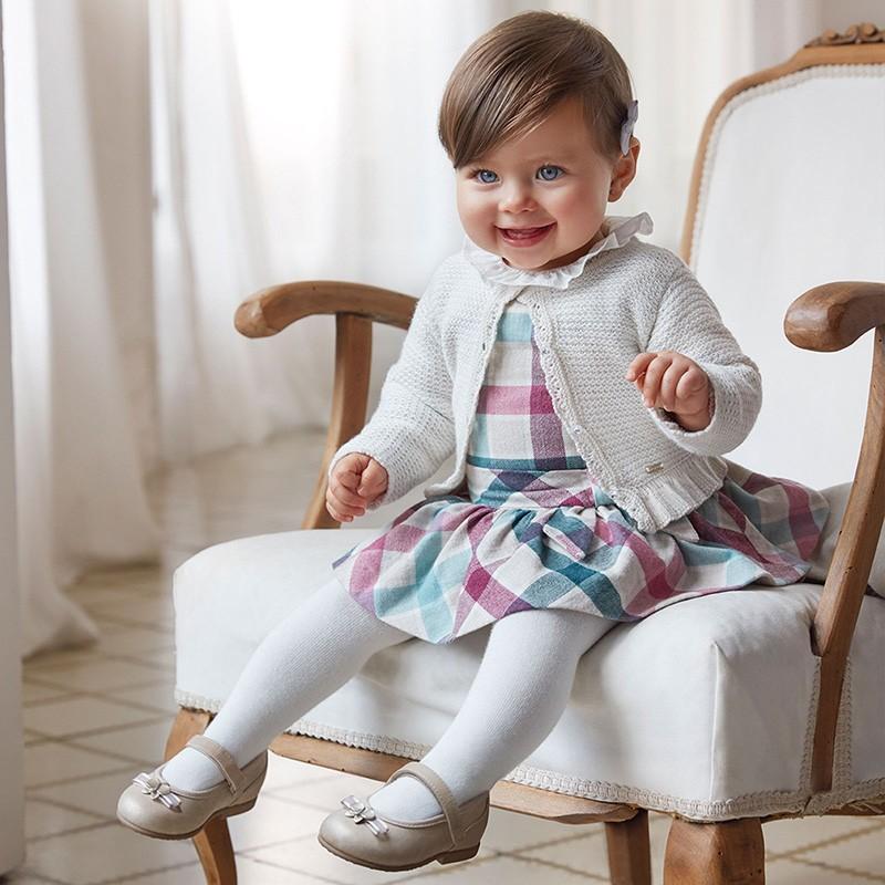 Официална рокля за бебе...