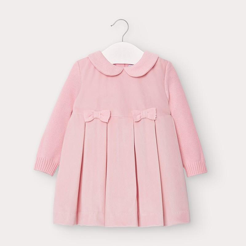 Комбинирана рокля за бебе...
