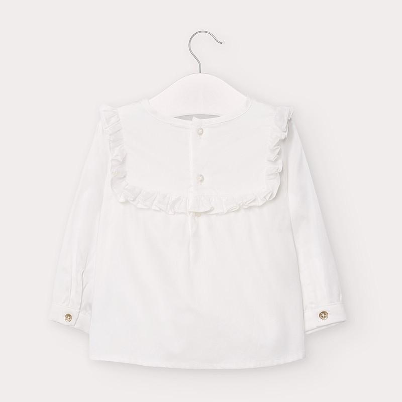 Официална блуза с дълъг...