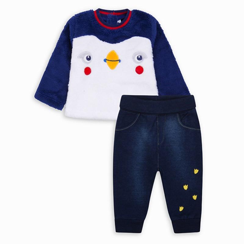 Комплект блуза и панталон...