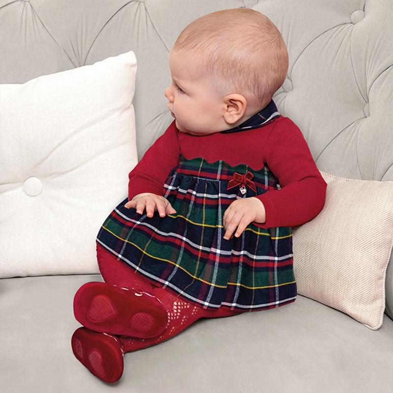 Рокля за новородено мимиче...