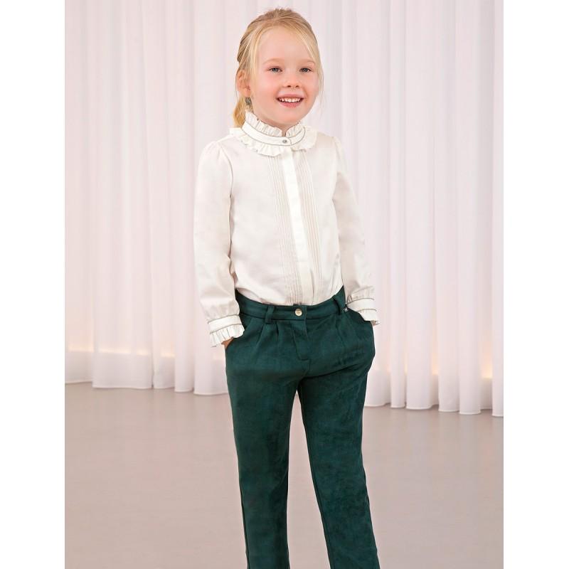 Елегантен велурен панталон...