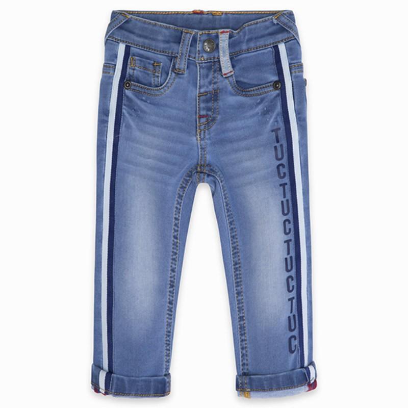 Дънков панталон за момче...