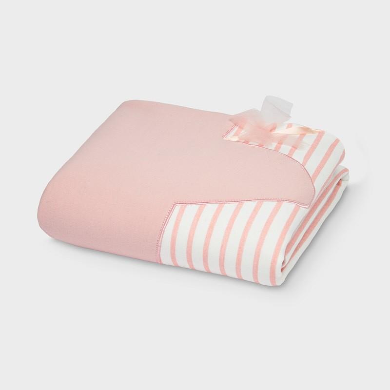 Одеяло за бебе момиче Mayoral