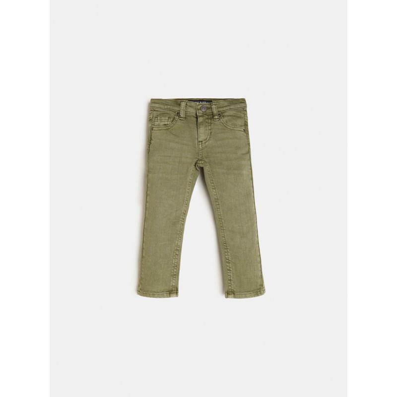 Дънков панталон за момче Guess