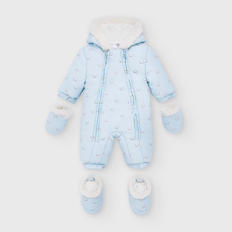 Космонавт за новородено...