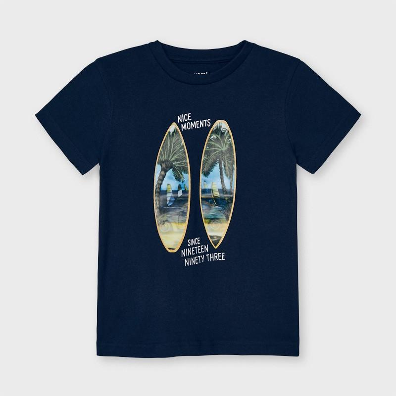 """Тениска """"сърф"""" за момче..."""
