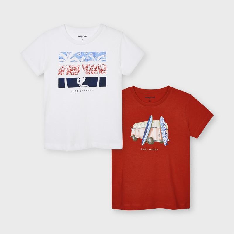 Комплект от 2 тениски за...