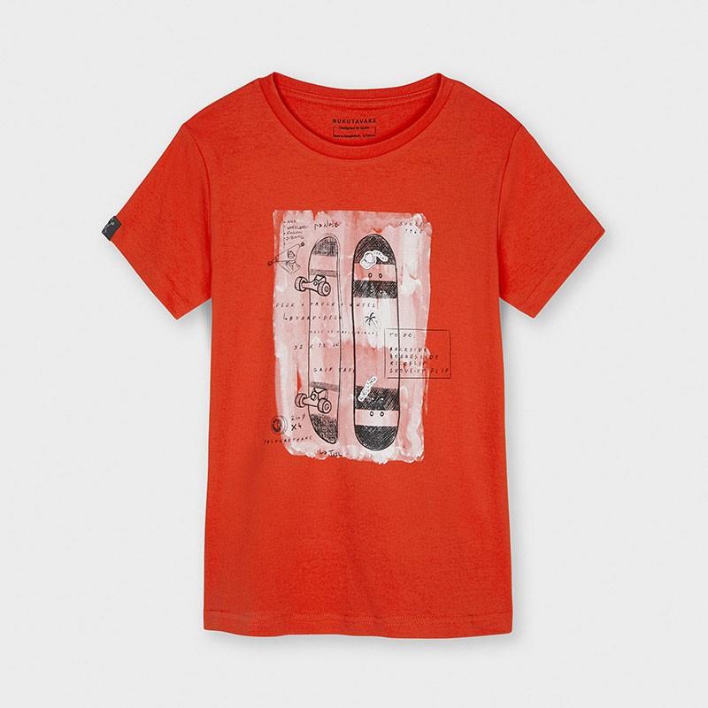 """Тениска """" skate"""" за момче..."""
