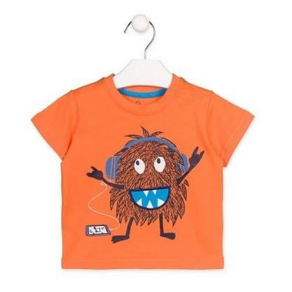 Тениска за бебе момче Losan