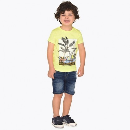 Къси панталонки за момче Mayoral