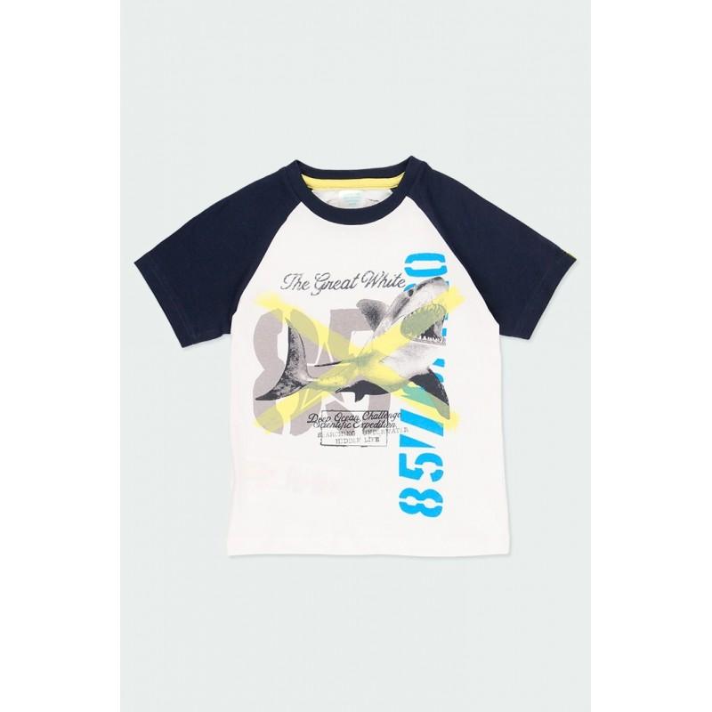 """Тениска """"shark"""" за момче Boboli"""
