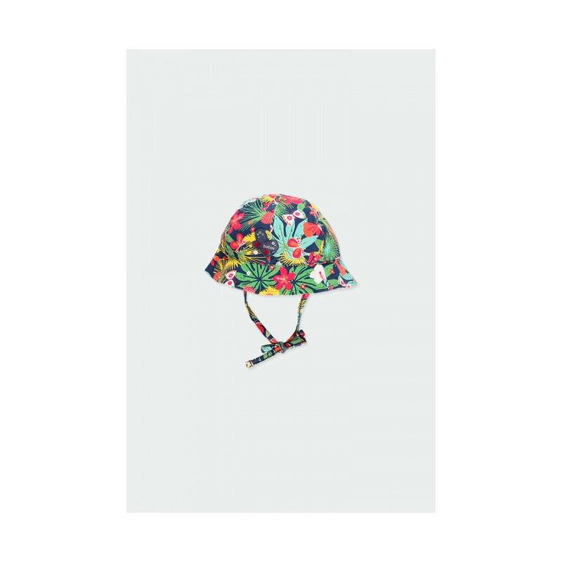 Лятна шапка за момиче Boboli