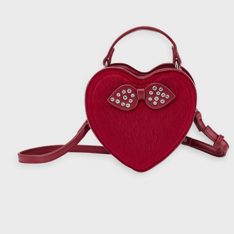 Чанта във формата на сърце за момиче Mayoral
