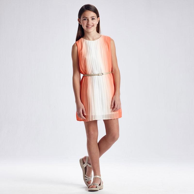 Плисирана рокля Mayoral