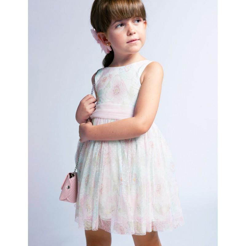 Елегантна рокля от тюл Abel & Lula