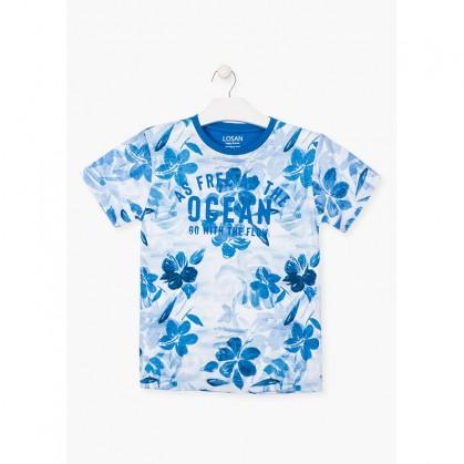 Тениска за момче Losan