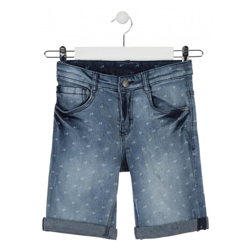 Къси панталонки за момче Losan