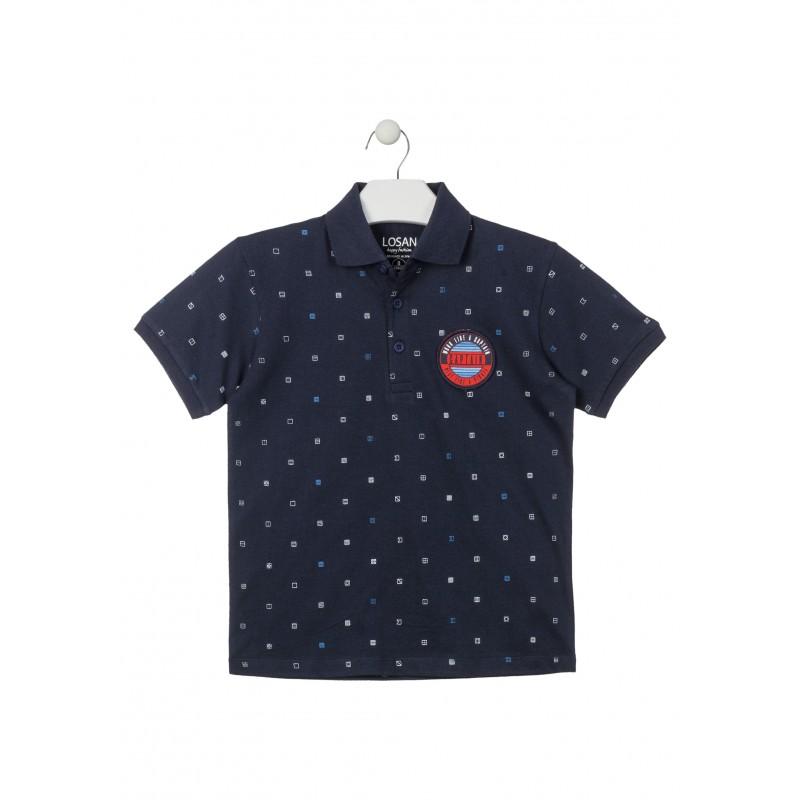 Поло тениска за момче Losan