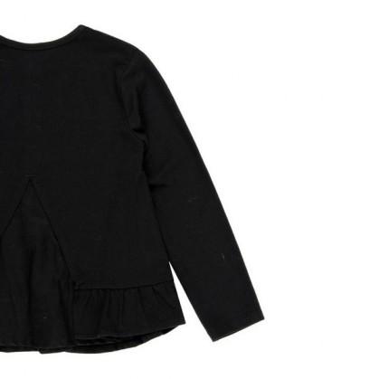 Блуза с дълъг ръкав за момиче Boboli