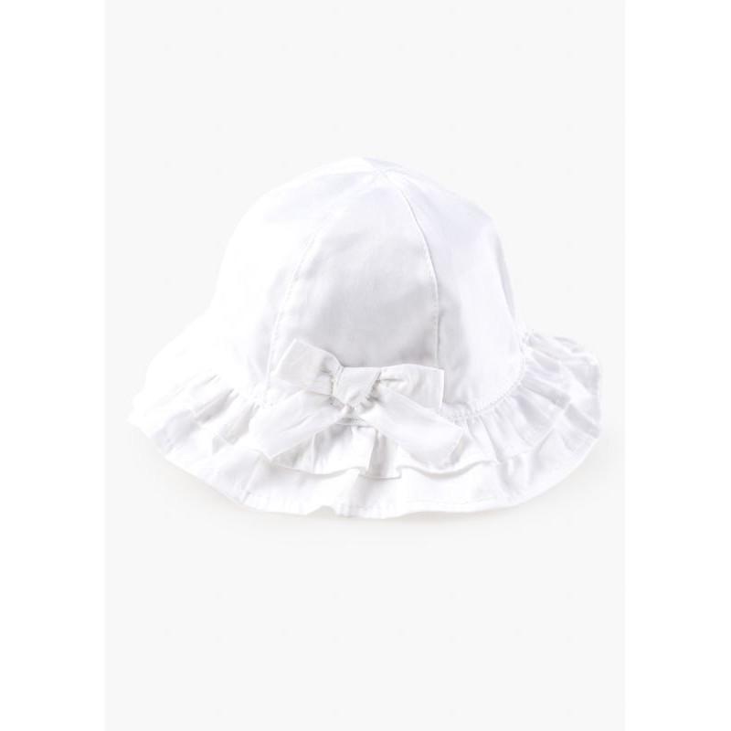 Лятна шапка за бебе момиче Losan