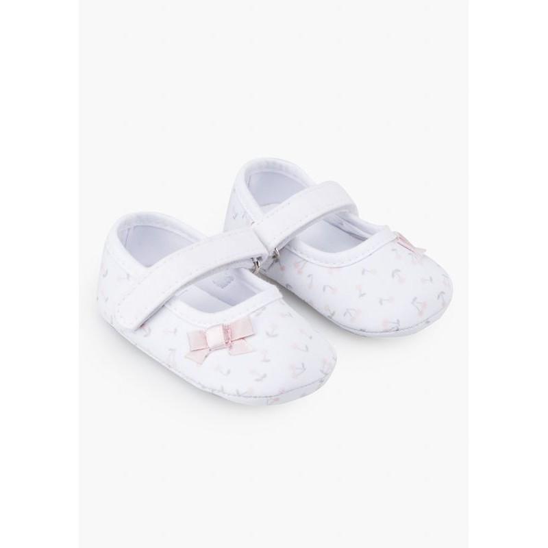 Пантофки за бебе момиче Losan