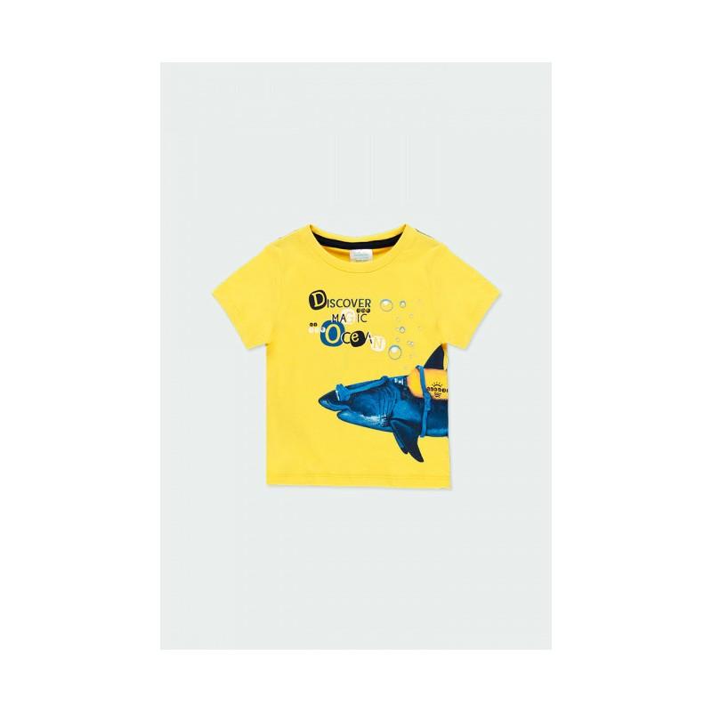"""Тениска """"shark"""" Boboli за момче"""
