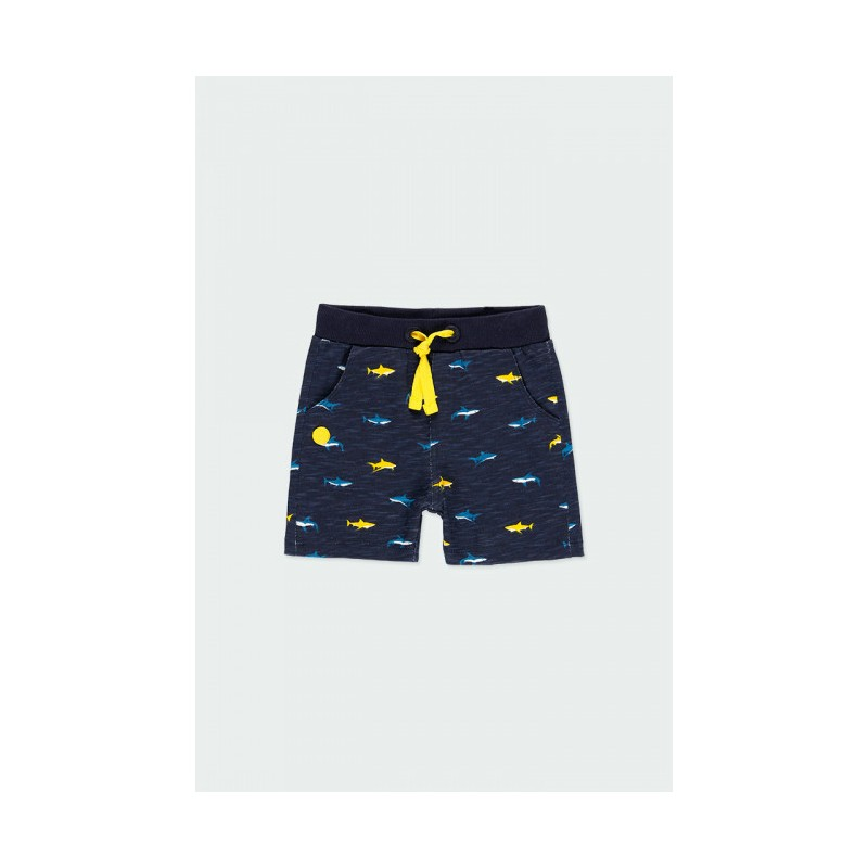 """Къси панталони """"shark"""" Boboli за момче"""